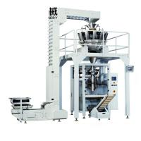 China VFFS packaging machine 4 head Dry fruits packaging machine price on sale