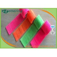 Quality Waterproof Elastic Cohesive Bandage , Conforming Self Adhesive Medical Wrap wholesale