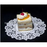 China cake decoration paper doilies on sale
