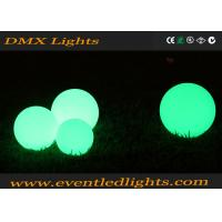 Quality Rechargable solar waterproof Swimming pool led ball lights for decoration wholesale