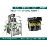 Quality Automatic Liquid Pouch Packing Machine , Liquid Sachet Filling Packing Machine wholesale