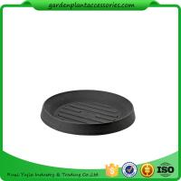 "Quality Plastic Flower Pot Saucers / Plant Pot Trays Prevents Water Stains On Decks ​Large: is 13"" inside diameter, 18"" outside wholesale"