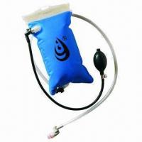 China TPU Multifunction Pressure Water Bladder for Drinking and Pillow When Pump Air on sale