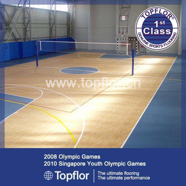 Cheap high quality pvc vinyl flooring for sports of ec91133429 for High quality vinyl flooring