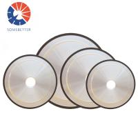 Quality abrasive tools / Diamond Grinding Wheel with resin bond for sharpening carbide tools, PCD, PCBN wholesale