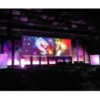 Quality High Resolution SMD2121 Full Color Rental Led Displays , Super Thin and Lightweight Led Screen Hire wholesale