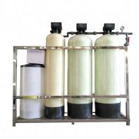 Quality Fully Automatic Water Softening Equipment For Composite Materials Eco Friendly wholesale
