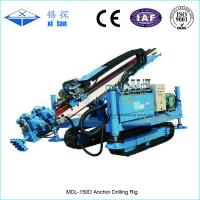 Quality MDL-150D Crawler Mounted Anchor Drilling Rig/Ground Engineering Drilling Machine Crawler Mounted wholesale