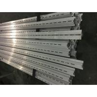 Cheap Wire - draw CNC Machining Aluminium Extrusion Profiles for Sound Equipment for sale