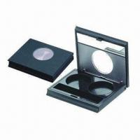 Quality Cosmetic Packing Boxes/Cases/Containers/Eye Shadow Cases, Made of ABS and AS Materials wholesale