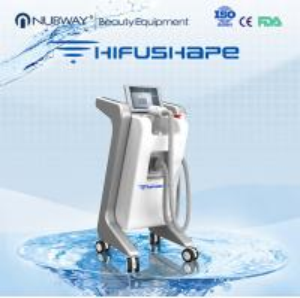 China 2015 Newest Design weight loss HIFU beauty slimming machine for salon/spa on sale