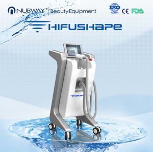 Quality HIFUSHAPE ultrasound cavitation treatment for weight loss wholesale
