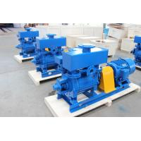 Quality Commercial One Stage  Wet Ring Vacuum Pump Energy Saving Reliable Operation wholesale