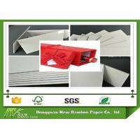 China Strong stiffness Laminated Grey Board two side grey board sheets on sale