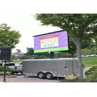 Quality Indoor / Outdoor LED Advertising Screen1000W Max Power Consumption wholesale