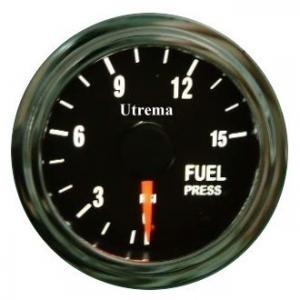 "China Utrema Mechanical Fuel Pressure Gauge Illuminated 2-1/16"" on sale"