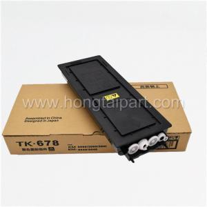 Quality Toner Cartridge Kyocera KM2540 3040 2560 3060 3001  TK-678 Copier Parts wholesale