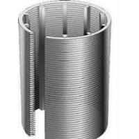 Quality Stainless Steel Wedge Wire Screen Pipe Water Well Screen For Liquid Filter wholesale