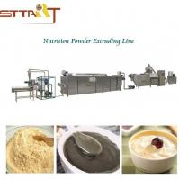 Quality Efficient Baby Food Production Line ,Infant / Baby Food Making Equipment wholesale