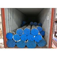 China Square Round Steel Galvanised Pipe , Hot Dipped Galvanized Pipe 250-300g / ㎡ Zinc Coating on sale