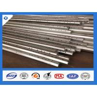 Quality 25FT 2.5mm Thick Philippines Standard Hot Dip Galvanized Steel Pole wholesale