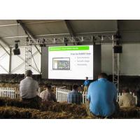 Buy cheap Thin P2.9 HD Outdoor Led Video Display Back Stage For Rental Show product