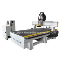 Quality Changing 4 Pcs Tools Linear ATC CNC Router with SYNTEC System wholesale