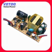 Cheap High Efficiency 110-240V DC 12V 1A Open Frame Switching Power Supply PCB Board for sale
