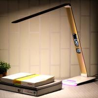 Quality Adjustable desk lamps 12W high definition display 3000K - 5000K CCT dimmable 80ra wholesale