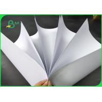 China Good Smoothness Printable 70g / 80g White Copy Paper For Labels And Leaflets on sale