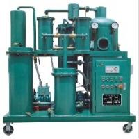 China TYA vacuum Lubricating oil purifier oil restoration oil reclamation unit on sale