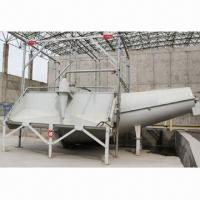 Quality Concrete Mixer Truck, Recycling Machine, Separate Minimum Aggregate Size of 0.15mm wholesale