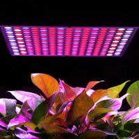 Cheap 45W Hanging LED Panel Grow Light / Full Spectrum Grow Lights With PC Materials for sale