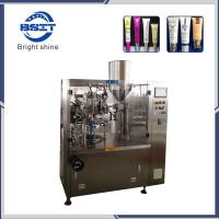 Quality Laminate Plastic Soft Tube Filling Sealing Machine for Pharmaceutical Paste (BSNF-60A) wholesale