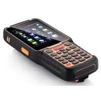 Quality Handheld 4G Barcode Scanner 1D 2D Industrial Mobile Terminal Qualcomm Chipset wholesale