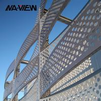 China Hot sale aluminum perforated hole metal panel/ perforated sheet aluminum aluminum mesh sheet wire mesh on sale