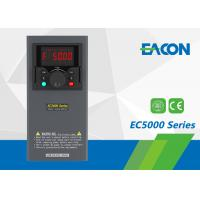 Quality Three Phase 0.75kw AC Frequency Converter For Plastic Machinery Energy Saving wholesale