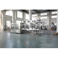 China Small Scale Juice Bottle Filling Machine , Beverage Production Equipment 4000 BPH 1.5KW 380V on sale