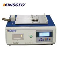 Quality 200×470mm Automatic Digital Friction Tester With 12 Months Warranty wholesale