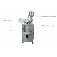 Quality 200mm Automatic Small Tea Bag Packing Machine 500ml For Food wholesale