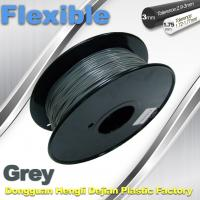Quality Easy To Use Odorless Flexible 3D Printing Filament , 0.8kg / Roll wholesale