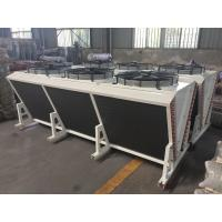 Cheap V type Supermarket refrigeration Air cooled Condenser well used chinese manufacturer for sale
