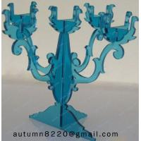 Quality CH (40) decorative Acrylic candle holders wholesale