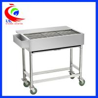 Quality Stainless Steel Carbon BBQ Grill Commercial Barbecue Charcoal Grill For Outdoor wholesale