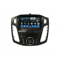 Quality In Dash Car Multimedia OEM China Ford DVD Navigation System Focus 2015 2017 wholesale