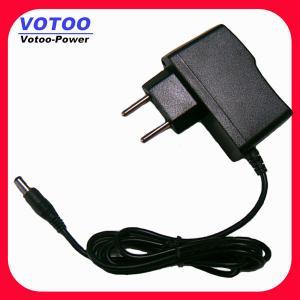 Quality 50HZ / 60HZ Universal AC Adapter , 7.5volt Lamp European Plug Power Adapter wholesale