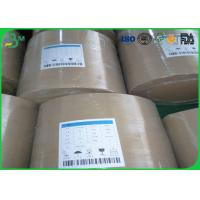 Quality FBB Ivory Cardboard Paper Roll One Side Coated White 300gsm 350gsm With Good Flatness wholesale