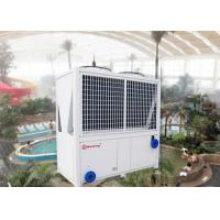 Quality hot spring spa Swimming Pool Heat Pump 84KW EVI 38 degree air source pool heat pump water heaters wholesale