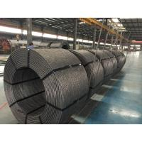 """Quality 0.5"""" / 12.7mm PC Steel Wire Strand , Low Relaxation Strand Non Rotating Grade 1860/270 wholesale"""