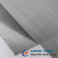 Quality Plain Dutch Weave Wire Screen With 80×430mesh/Inch, Acid Resistance wholesale